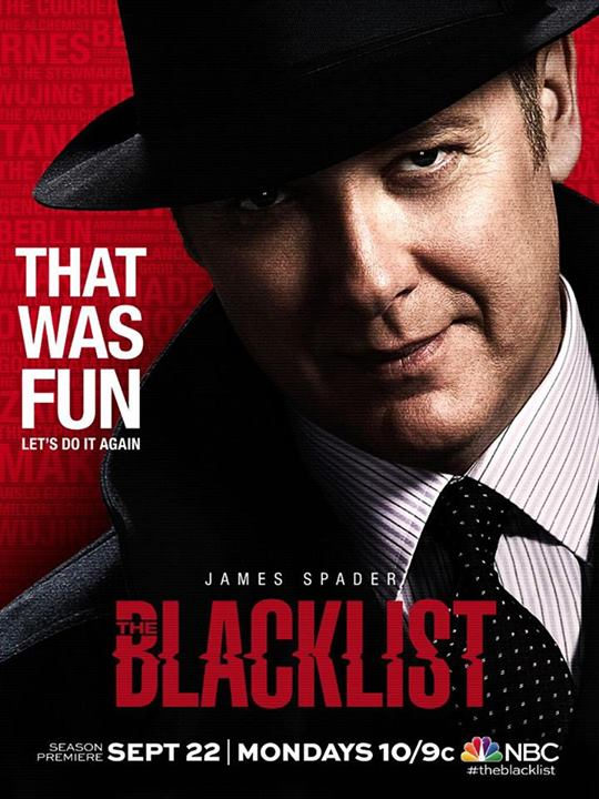 The Blacklist 2x06 Espa&ntildeol Disponible